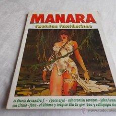 Cómics: MANARA CUENTOS FANTÁSTICOS. Lote 51726957