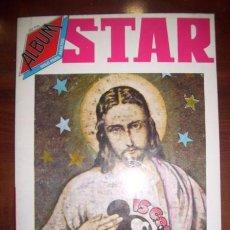 Cómics: ALBUM STAR : REVISTA DE COMIX Y PRENSA MARGINAL. Nº 18. [CONTIENE LOS NÚMS. 56-57]. Lote 51841215