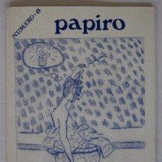 Cómics: PAPIRO . Lote 51926151