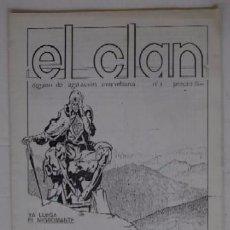 Cómics: EL CLAN - ORGANO DE AGITACION MARVELIANA. Lote 51926369