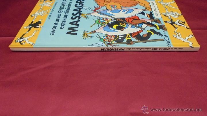 Cómics: AVENTURES ENCARA MÉS EXTRAORDINARIES D'EN MASSAGRAN . EDITORIAL CASALS. EN CATALÁ. - Foto 3 - 51966295