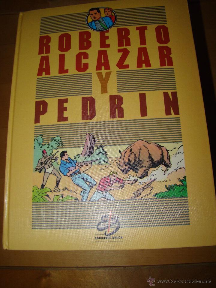 Cómics: Roberto Alcázar y Pedrín - Primera Serie - Editorial Bruch 1990 - COMPLETA - Foto 3 - 52002956
