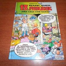 Cómics: GRANDES DEL HUMOR Nº 8: (F. IBAÑEZ) 13 RUE DEL PERCEBE (TAPA DURA) . Lote 52008539