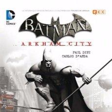 Batman arkham city Dini D´anda Ecc