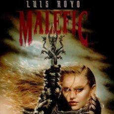 Cómics: MALEFIC DE LUIS ROYO ILUSTRACIONES NORMA. Lote 52317162