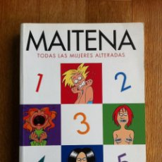 Cómics: MAITENA. TODAS LAS SUPERADAS. BEST SELLER. DEBOLSILLO. Lote 52323995