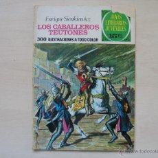 Cómics: JOYAS LITERARIAS JUVENILES 63. Lote 52335828
