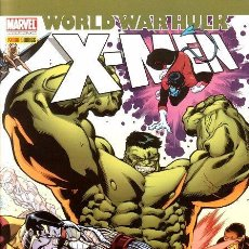 Cómics: WORLD WAR HULK X-MEN. Lote 52355508