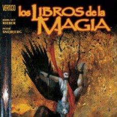 Cómics: LOS LIBROS DE LA MAGIA CASI COMPLETA FALTA EL N,12 SON 16 NUMEROS Y HAY 15. Lote 226976670