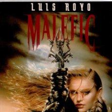 Cómics: MALEFIC DE LUIS ROYO ILUSTRACIONES NORMA. Lote 52397539