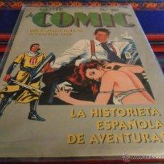 Cómics: GENTE DE COMIC Nº 20 CON CAPITÁN TRUENO, JABATO, TORPEDO 1936, ETC... BUEN ESTADO.. Lote 52412038