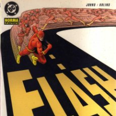 Comics: FLASH GALERÍA DE VILLANOS - NORMA - CJ213. Lote 52433470