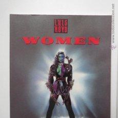 Cómics: LUIS ROYO WOMEN 2ªEDICION DICIEMBRE 1996 NORMA EDITORIAL. Lote 52444392