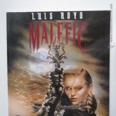 Cómics: LUIS ROYO MALEFIC 2ªEDICION MARZO 1995 NORMA EDITORIAL. Lote 52444406