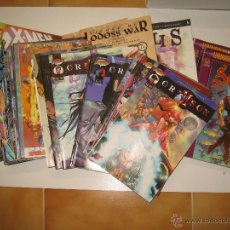 Cómics: LOTE DE 65 COMICS SCION LODOSS WAR MAX ALIAS CRIMSON GEN 13 WARLANDS DOBLE CAUSES X FACTOR ETC. Lote 52445396