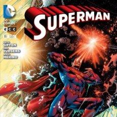 Cómics: SUPERMAN Nº 11 ECC. Lote 52455689