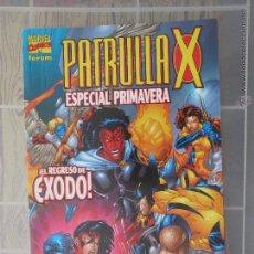 Cómics: PATRULLA X ESPECIAL PRIMAVERA EL REGRESO DE EXODO PLANETA DE AGOSTINI. Lote 52465490
