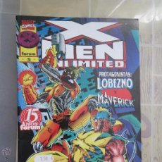 Cómics: X MEN UNLIMITED NUMERO 5 LOBEZNO VS MAVERICK FORUM 1998. Lote 52465636
