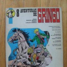 Cómics: 8 AVENTURAS DE GRINGO, EDICIONES ALONSO. Lote 52479950