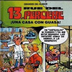 Cómics: 13, RUE DEL PERCEBE (¡UNA CASA CON GUASA!) · COLECCIÓN GRANDES DEL HUMOR · EL PERIÓDICO, 1996 ·. Lote 52545272