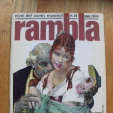 Cómics: COMIC RAMBLA NUMERO 14. Lote 52576506
