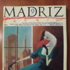 Cómics: MADRIZ NUMERO 9. Lote 52589822