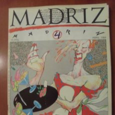 Cómics: MADRIZ, NUMERO 4. Lote 52589826