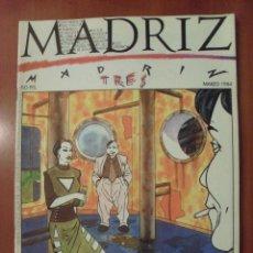Cómics: MADRIZ, NUMERO 3. Lote 52589828