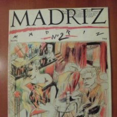 Cómics: MADRIZ, NUMERO 2. Lote 52589829
