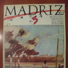 Cómics: MADRIZ, NUMERO 5. Lote 52589836