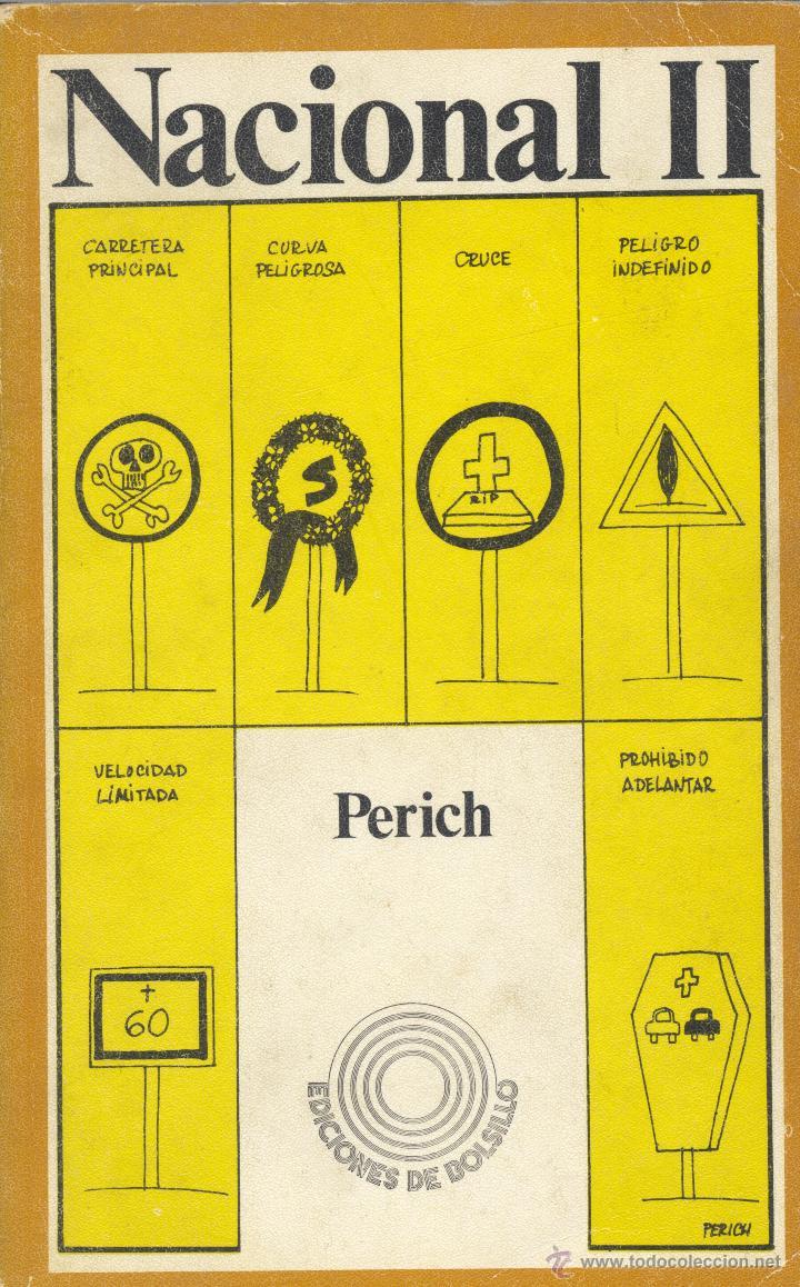 NACIONAL II. EDITORIAL LAIA, 1972. JAUME PERICH (Tebeos y Comics Pendientes de Clasificar)