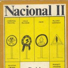 Cómics: NACIONAL II. EDITORIAL LAIA, 1972. JAUME PERICH. Lote 52615681