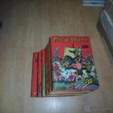 Cómics: PRINCIPE VALIENTE, BURU LAN, 1972, 8 TOMOS. Lote 52748942