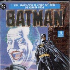 Cómics: BATMAN. Lote 52904819