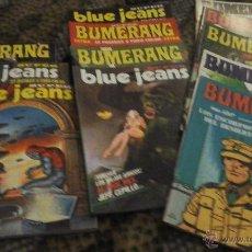 Cómics: COMIC BUMERANG Y BLUE JEANS. Lote 52943021
