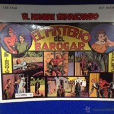 Cómics: EL HOMBRE ENMASCARADO. VOL. VI. EL MISTERIO DEL BAROGAR. LEE FALK. RAY MOORE. EDICIONES, B.O.. Lote 52994763