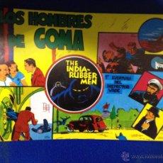 Cómics: 1ª AVENTURA DEL INSPECTOR WADE. LOS HOMBRES DE GOMA. EUROCLUB MAGERIT.. Lote 52995019
