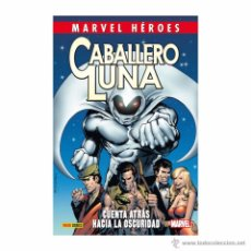 Cómics: CABALLERO LUNA MARVEL HEROES. Lote 53008262