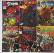 Cómics: SPAWN COMPLETA DEL 1 AL 30 PLANETA. Lote 53070652