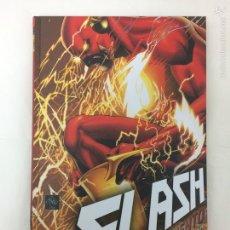 Flash renacimiento - geoff johns - ecc ediciones