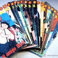Cómics: TOM SAWYER - COMPLETO (20 COMICS) - UNICO!. Lote 53097171