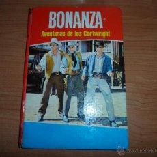 Cómics: BONANZA. AVENTURAS DE LOS CARTWRIGHT - - ED. LAIDA - FHER 1970 TAPA DURA. Lote 53109334