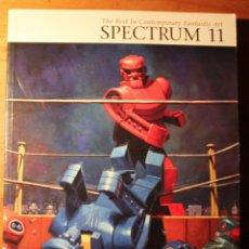 Cómics: SPECTRUM 11: THE BEST IN CONTEMPORARY FANTASTIC ART TAPA BLANDA.. Lote 53160355