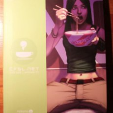 Cómics: CFSL.NET CAFE SALE -ARTBOOK T1. Lote 53160429