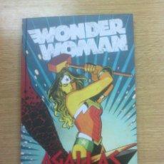 Cómics: WONDER WOMAN #2 AGALLAS (ECC EDICIONES). Lote 243681015