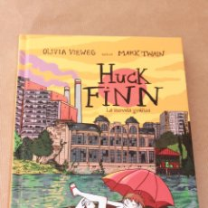 Fumetti: HUCK FINN - IMPEDIMENTA AÑO 2011 - NOVELA GRÁFICA - NUEVO. Lote 53179785