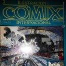 Cómics: ILUSTRACION + COMIX INTERNACIONAL TOUTAIN EDITOR COMIC 7. Lote 53192287
