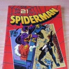 Cómics: SPIDERMAN - SERIE ROJA - NÚMERO 21 - PLANETA DE AGOSTINI .- 2002. Lote 53204157
