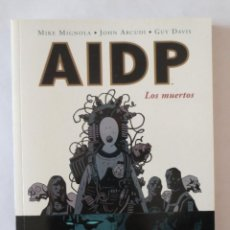 Cómics: AIDP LOS MUERTOS. Lote 53205960