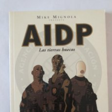 Cómics: AIDP LAS TIERRAS HUECAS. Lote 53206057